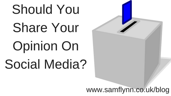 Should You Share Your Opinion On Social Media?-2