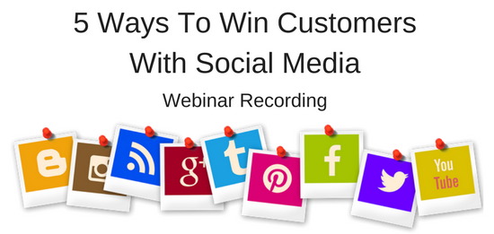 5 Ways To Win Customers With Social Media
